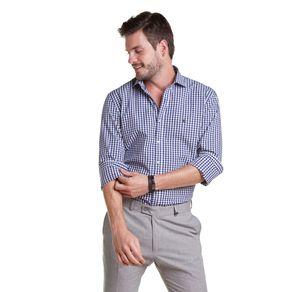 Camisa-Casual-Xadrez-Medio