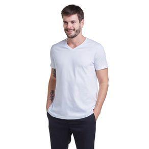 T-Shirt-M-C-Basica-Gola-V