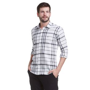 Camisa-M-L-Slim-Casual-Xadrez