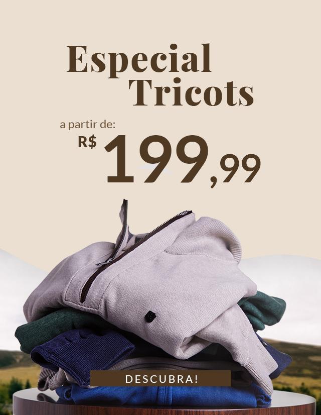 Especial Tricot